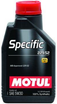 MOTUL SPECIFIC MB 229 52 5W30